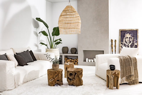 Zoco Home Boho style interior design tips for 2021