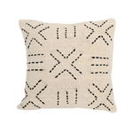 Bali Cushion Cover | White 45cm