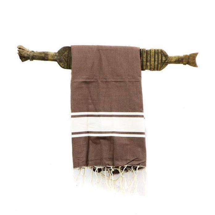 Fouta towel | Brown