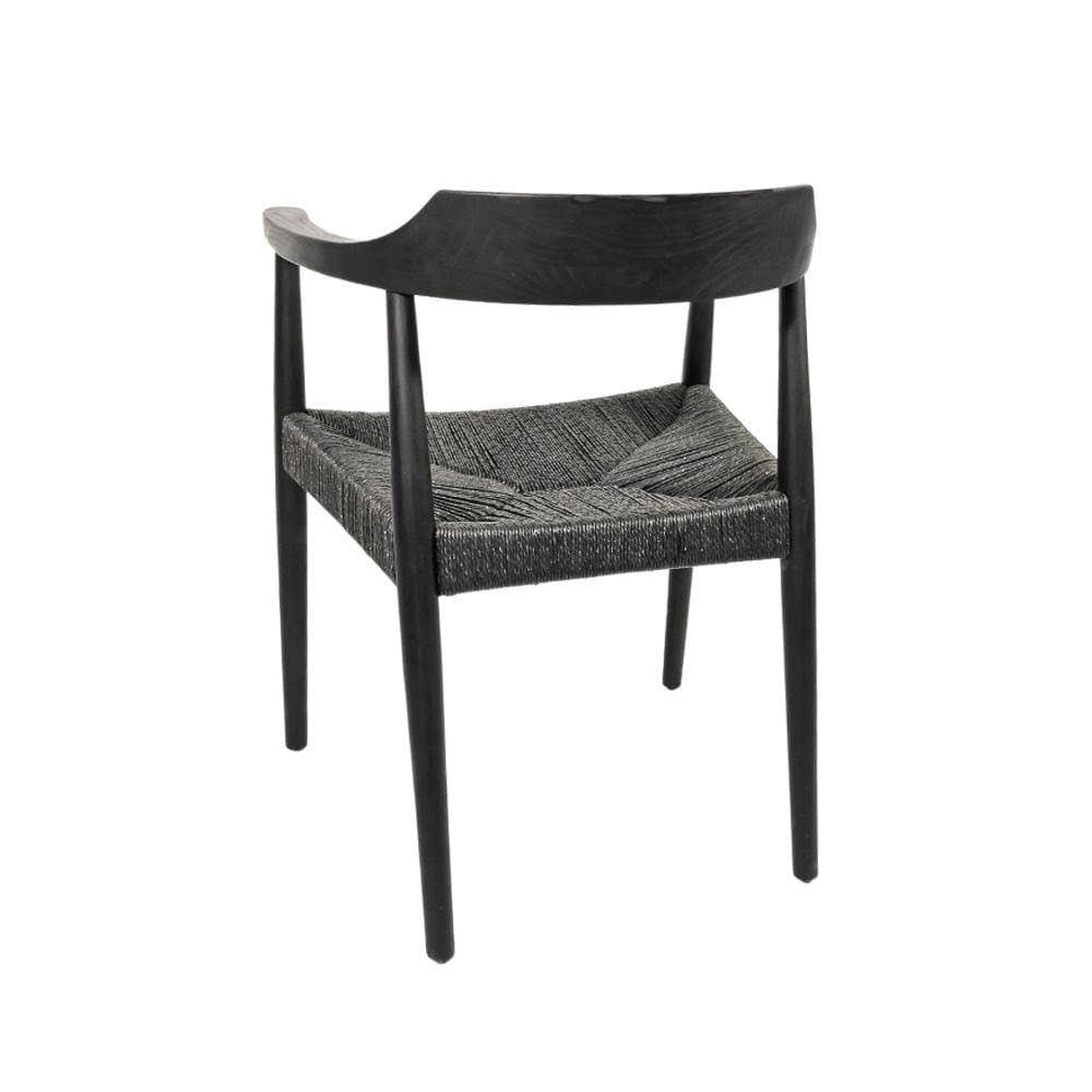 Zoco Home Dining Chairs Sungkai Dining Chair | Black