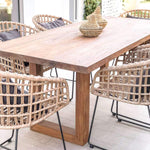 Zoco Home Dining Table Adika - Dining Table | 200cm