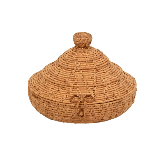 Ethnic Tagine basket | 30x30 cm