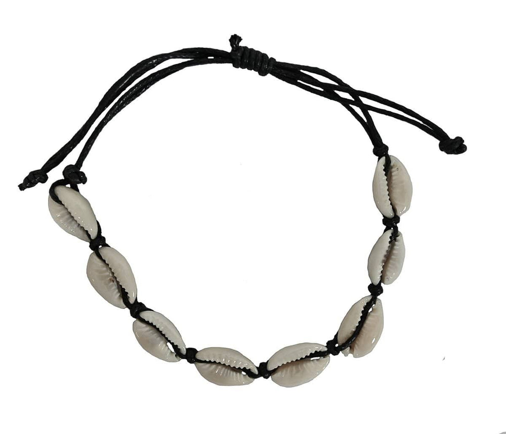 Seashell Bracelet | Black