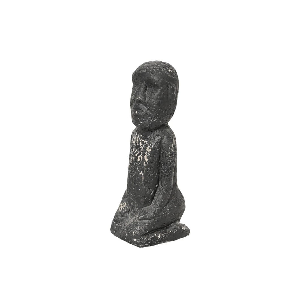Zoco Home Home decor Figurine | Black 6x15cm