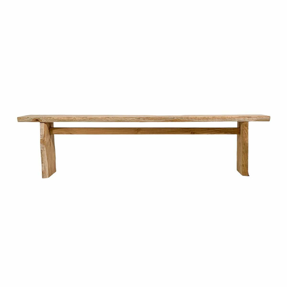 Zoco Home Furniture Jati natural bench | 180cm