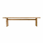 Jati natural bench | 180cm