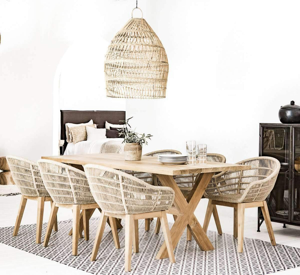 Zoco Home Furniture Kabira | Dining Table | 200cm