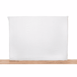 Zoco Home Furniture Linen Headboard | White 180x120cm