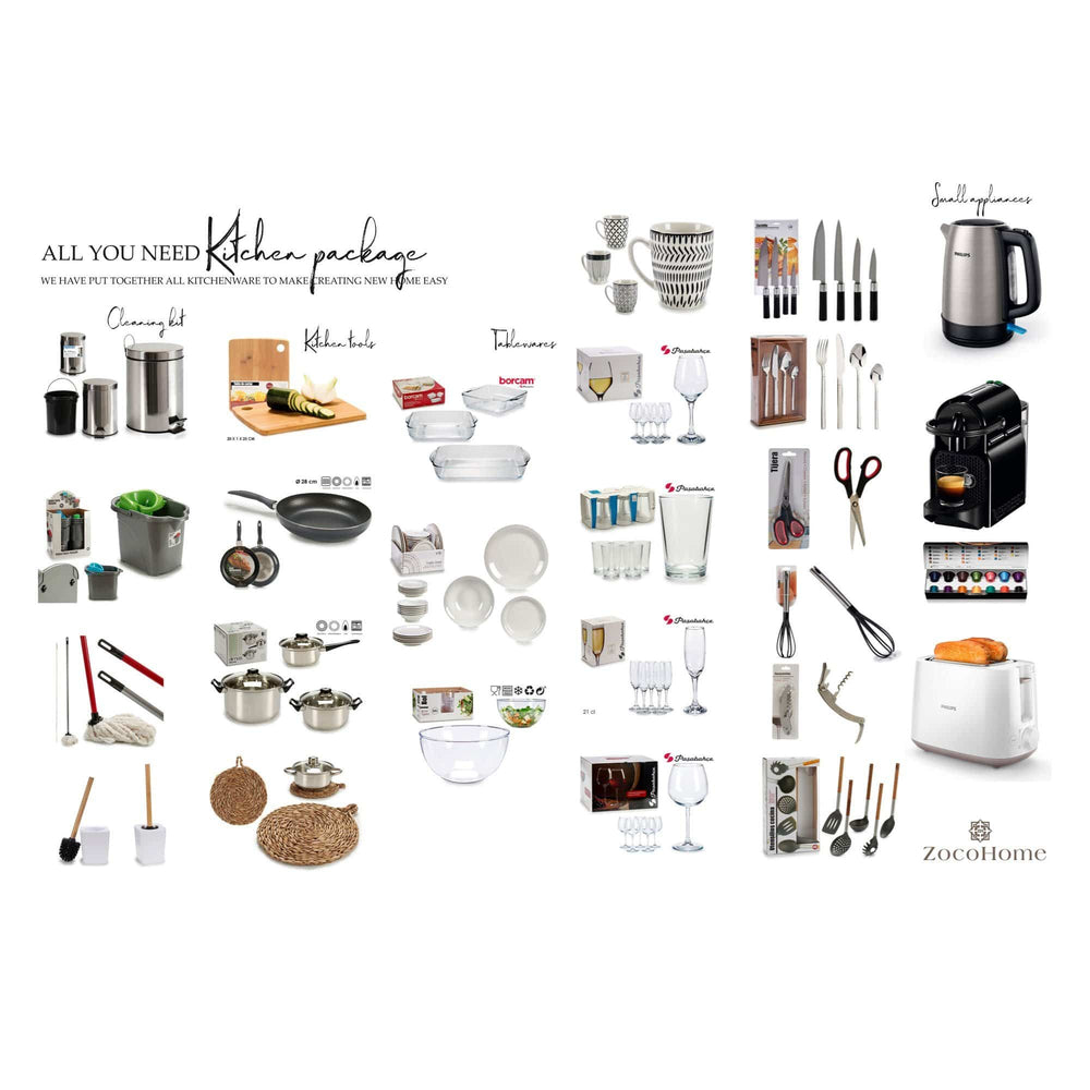 All You need Kitchen package