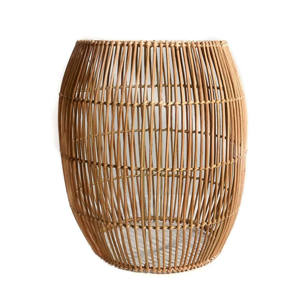Rattan Coffee Table | Natural 40x46cm
