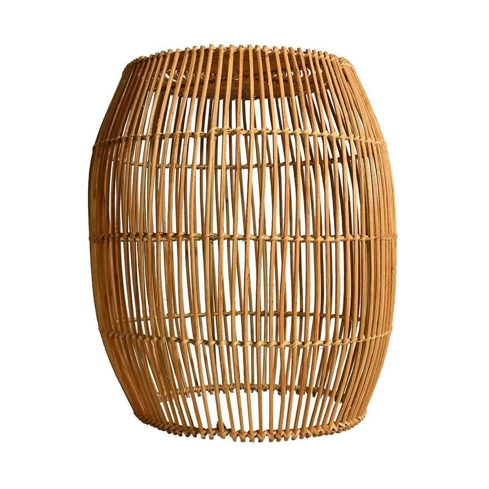 Zoco Home Furniture Rattan Coffee Table | Natural 40x46cm