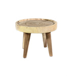Zoco Home Furniture Suar wood coffee table | 60cm