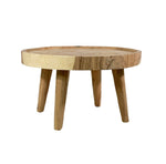 Suar wood coffee table | 60cm