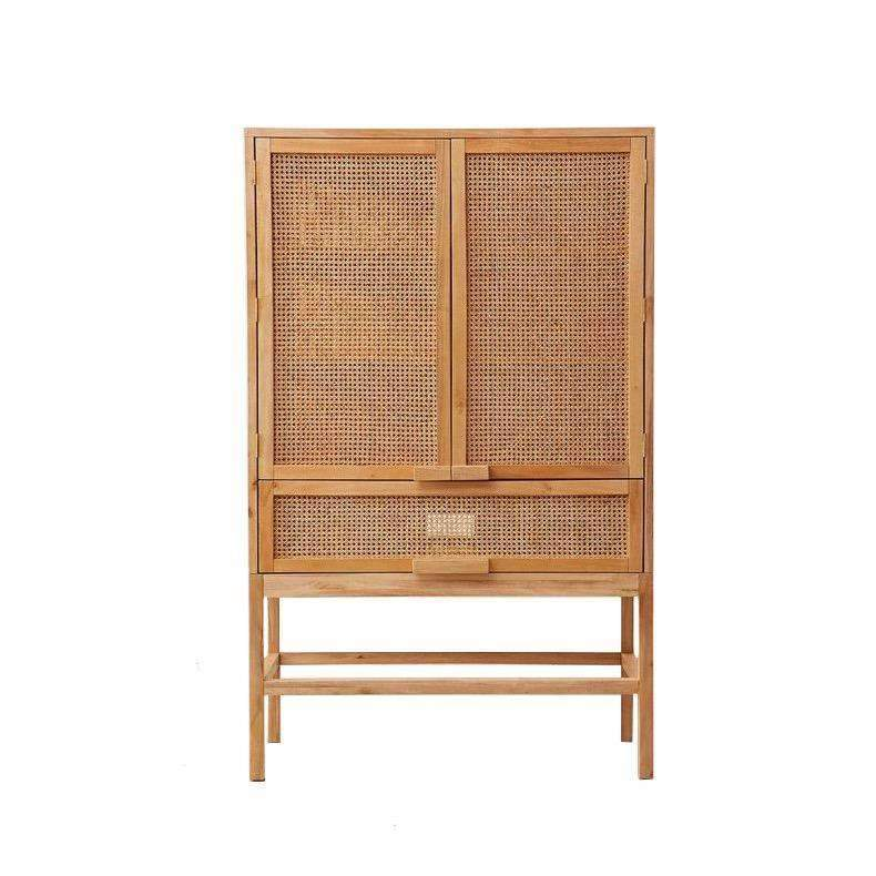 Zoco Home Furniture Teak Cabinet | 160x100x50cm