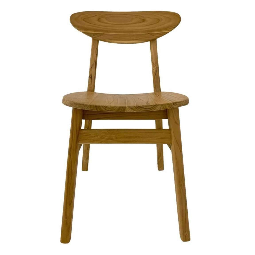 Zoco Home Furniture Teak Dining Chair