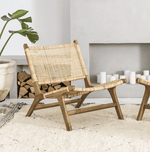 Bali Lounge Chair | 62x74x72cm - Zoco Home