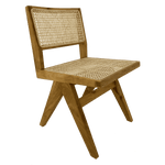 Natural Cane dining chair
