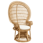 Rattan Peacock | Chair - Zoco Home