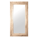 Zoco Home Home accessories Big Teak Mirror | 210x110cm