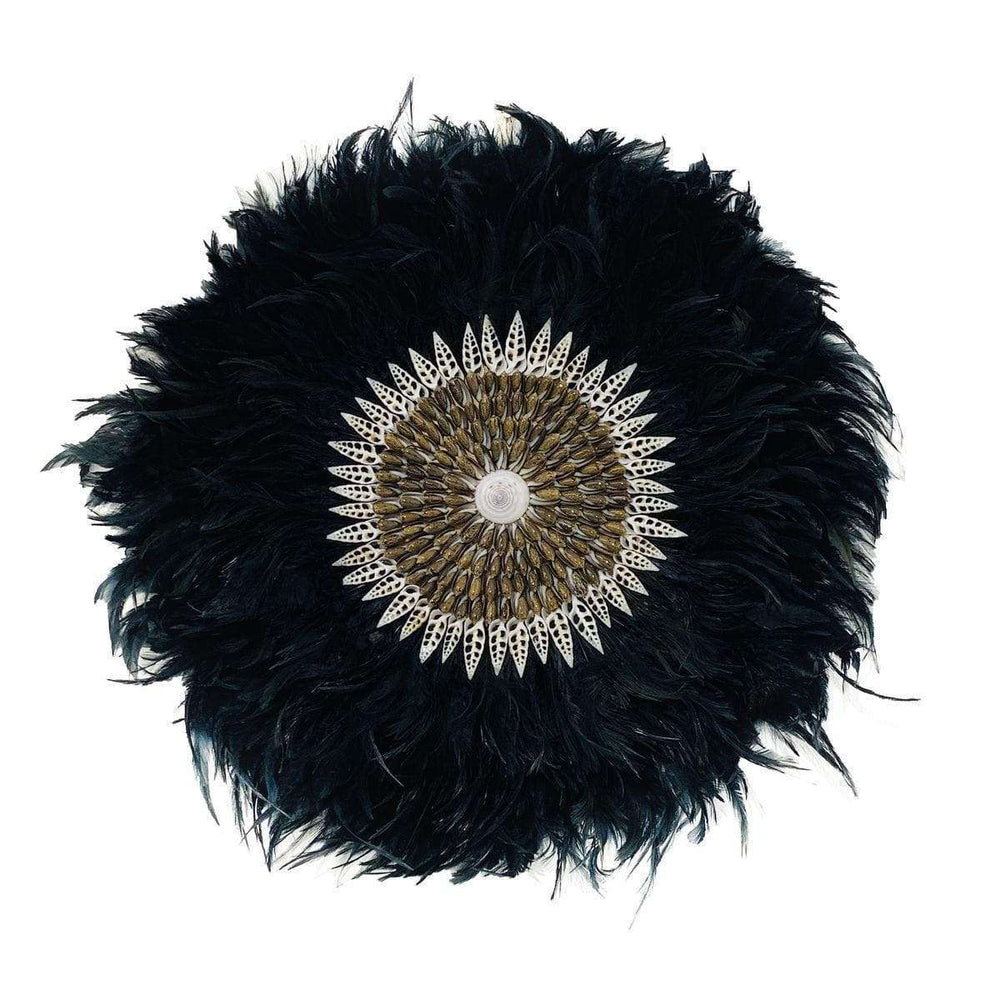 Black JuJu Hats wall decor