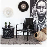 Black JuJu Hats wall decor - Zoco Home