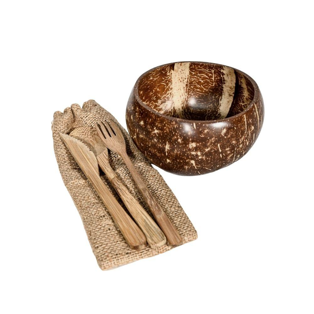 Zoco Home Home accessories Coconut Bowl - Starter Set