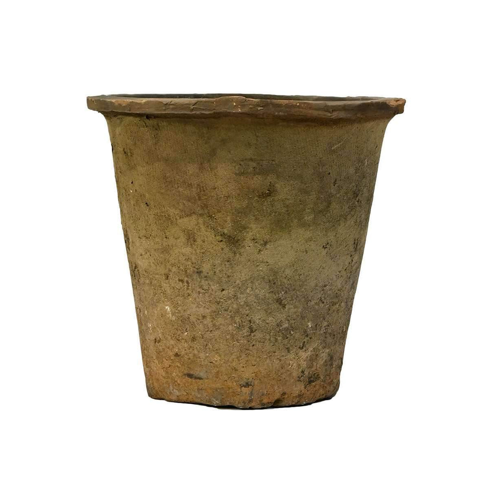 Zoco Home Home accessories Flower Pot | Anthracite 15x14,5cm
