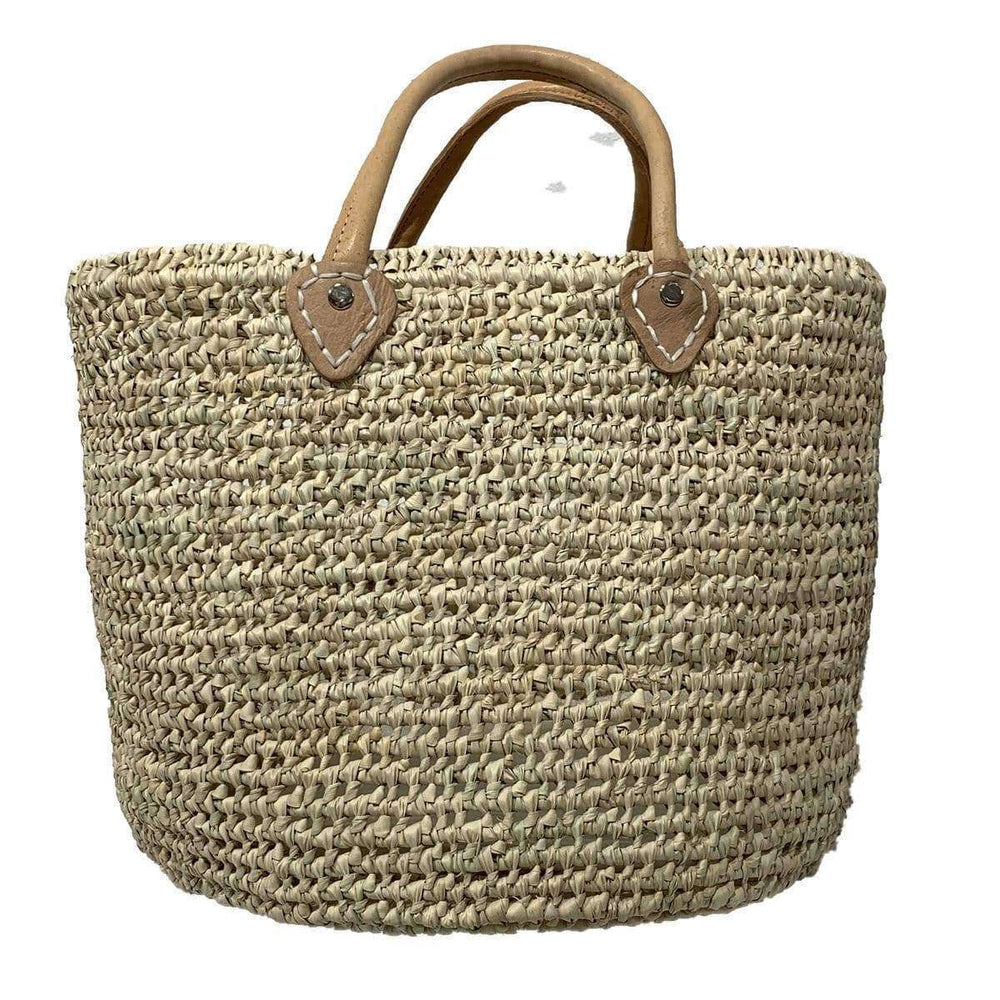Marrakech Straw Bag | L