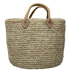 Marrakech Straw Bag | L - Zoco Home