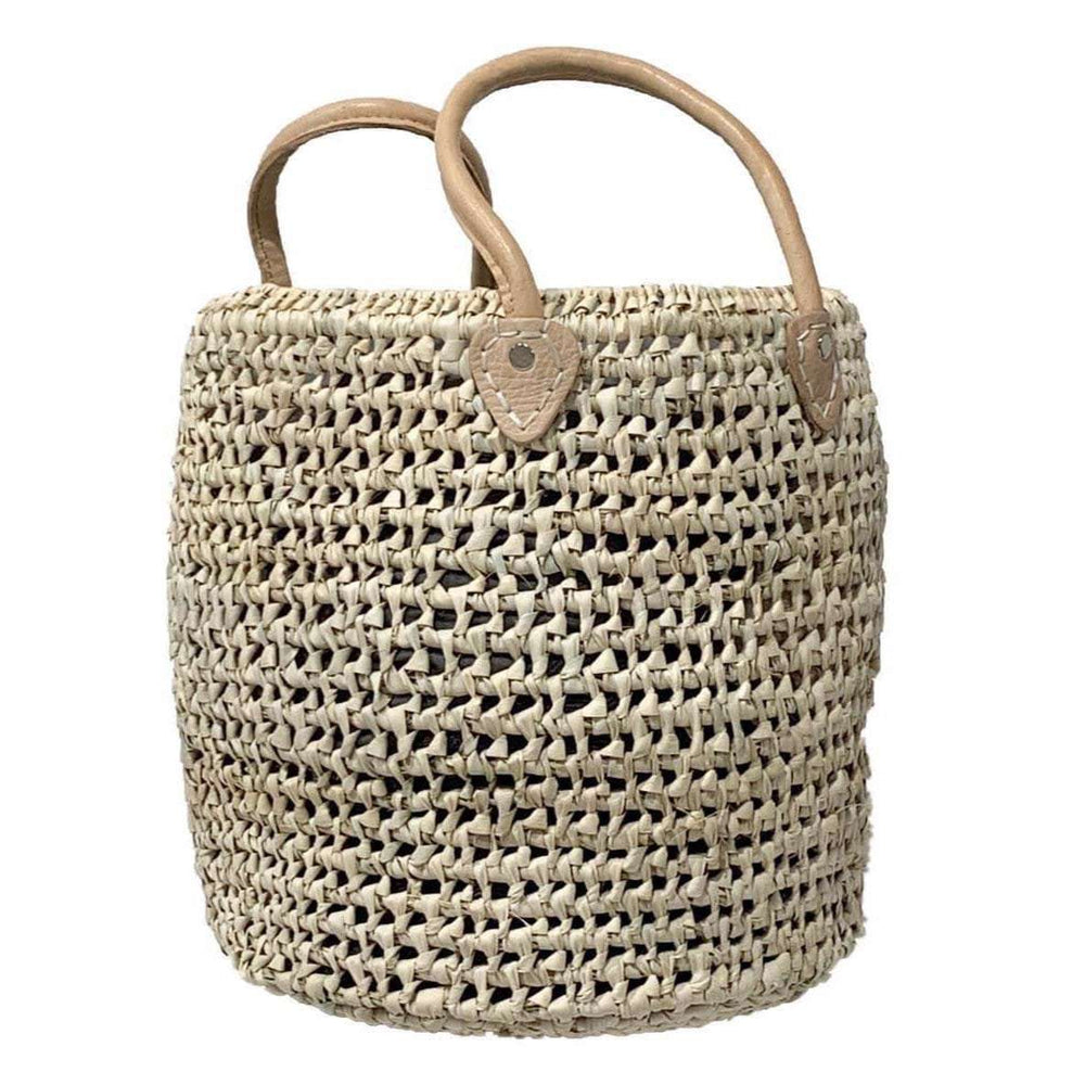 Marrakech Straw Bag | M - Zoco Home