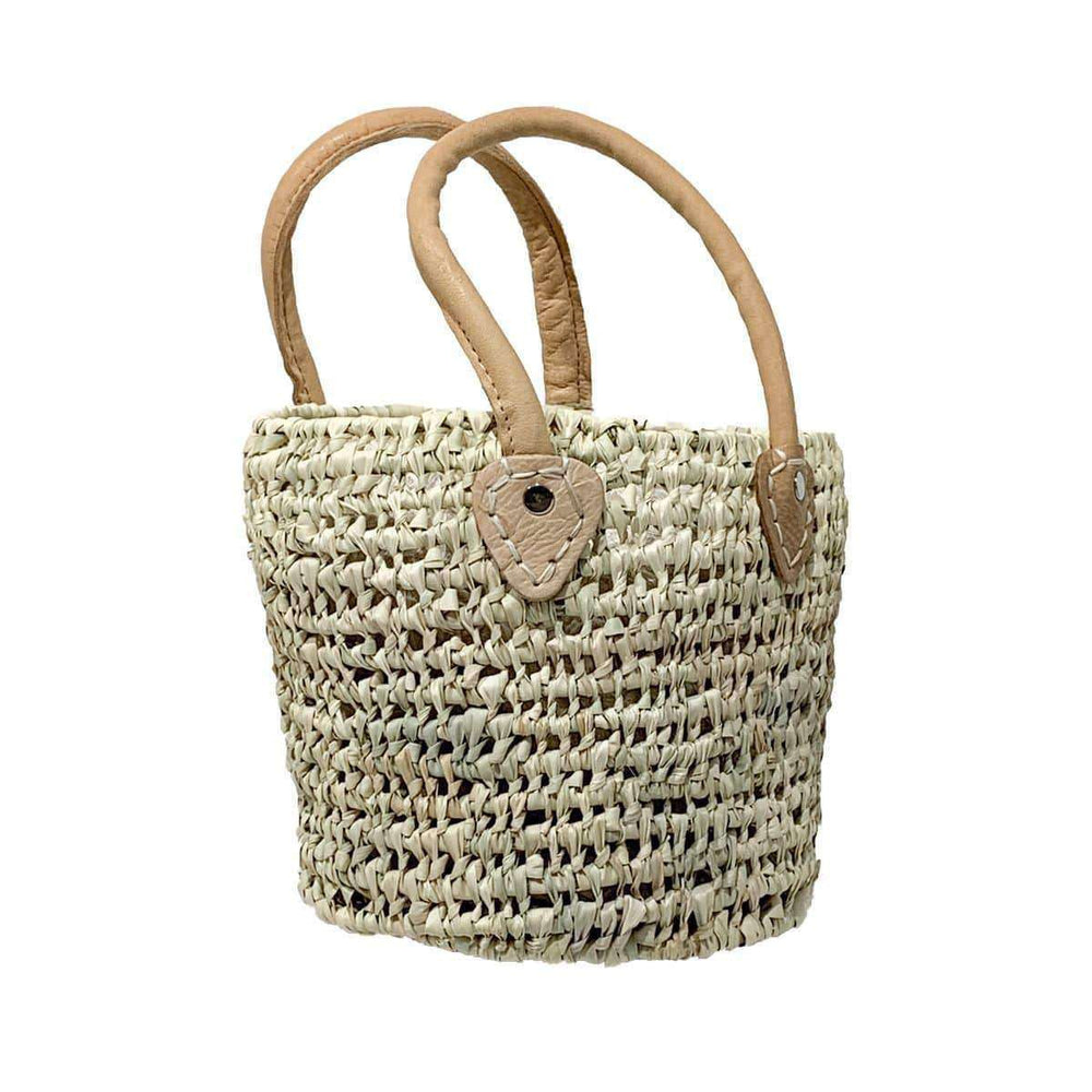 Marrakech Straw Bag | S