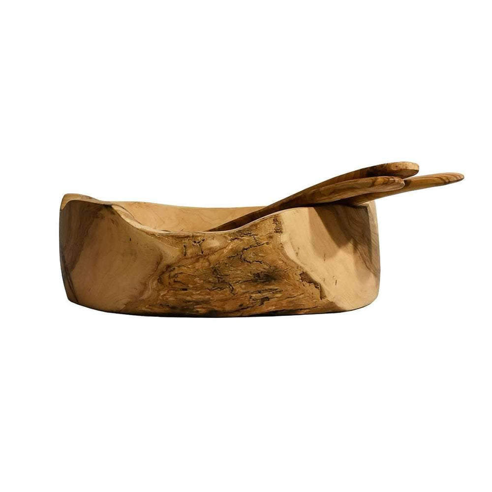 Zoco Home Home accessories Olive Wood Salad Bowl