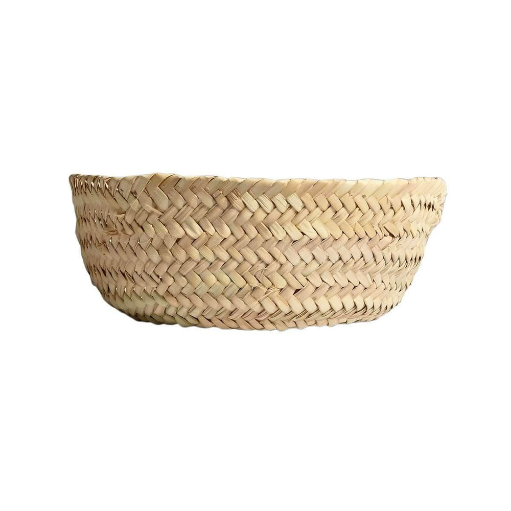 Palm leave basket | 26cm