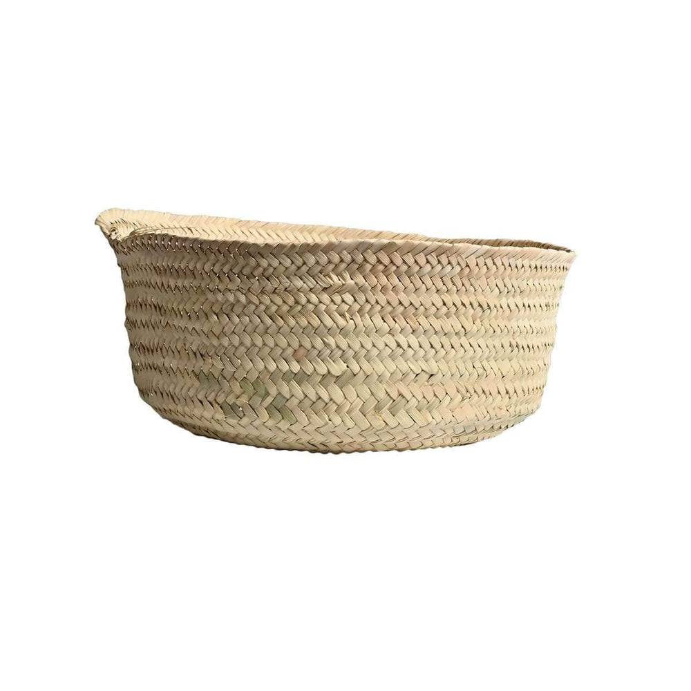 Palm leave basket | 30cm