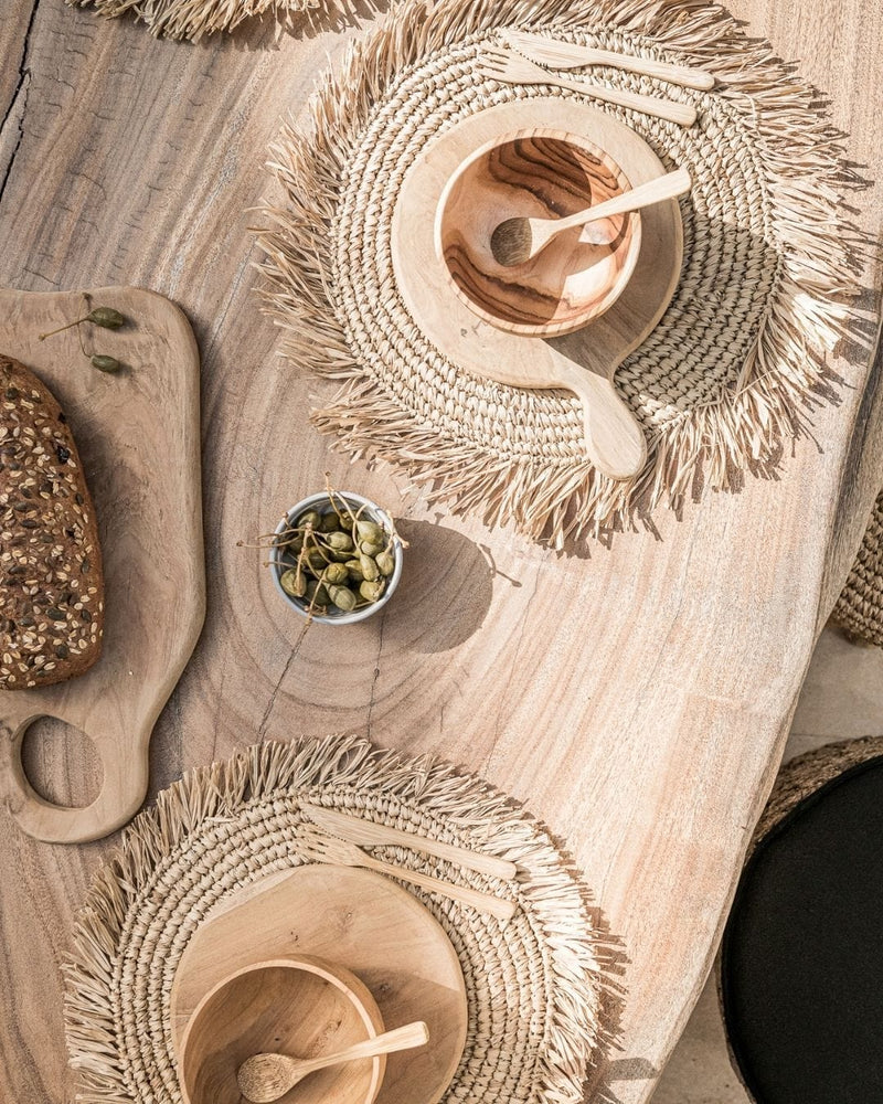 Zoco Home Home accessories Raffia Table Mat