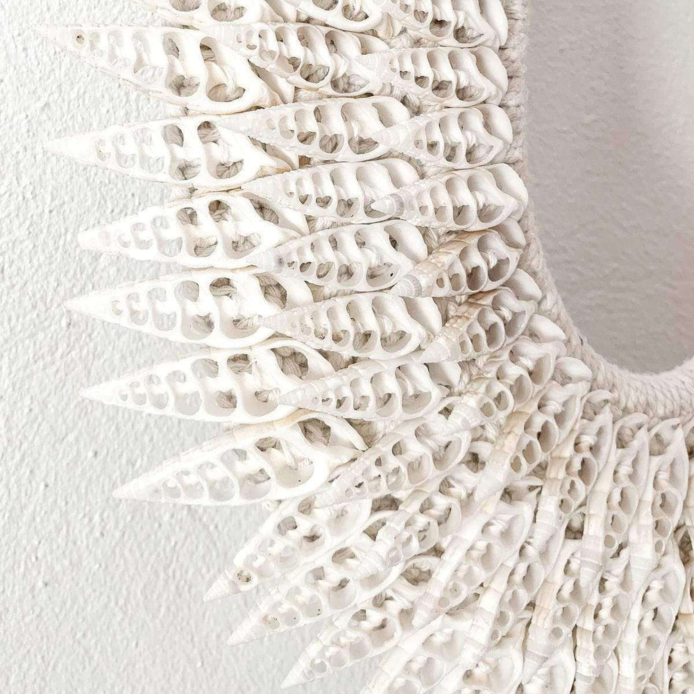 Seashell Necklace on stand - Yogita - Zoco Home