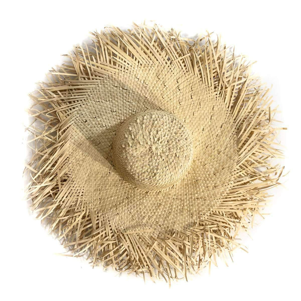 Zoco Home Home accessories Straw Hat | Natural