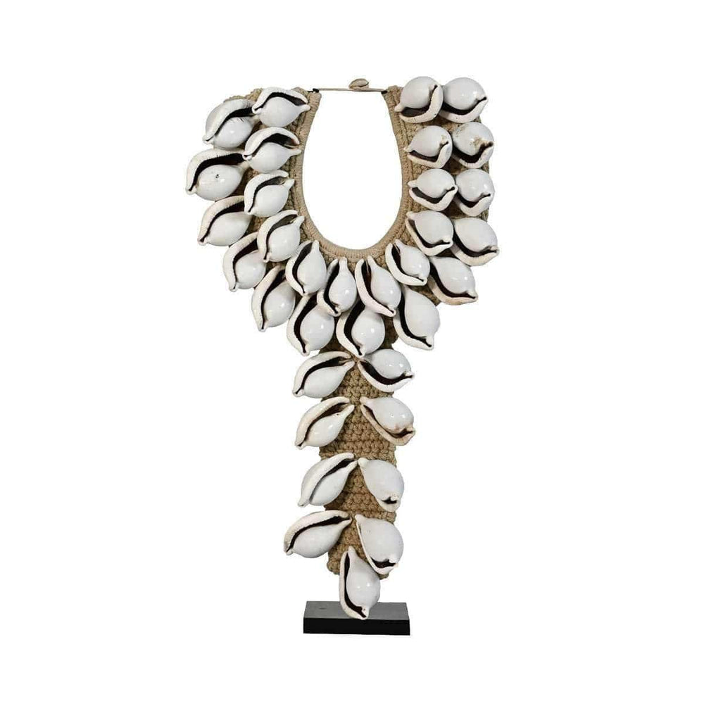 Zoco Home Home accessories Tribal shell necklace
