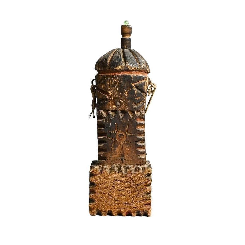 Vintage Berber make-up flask