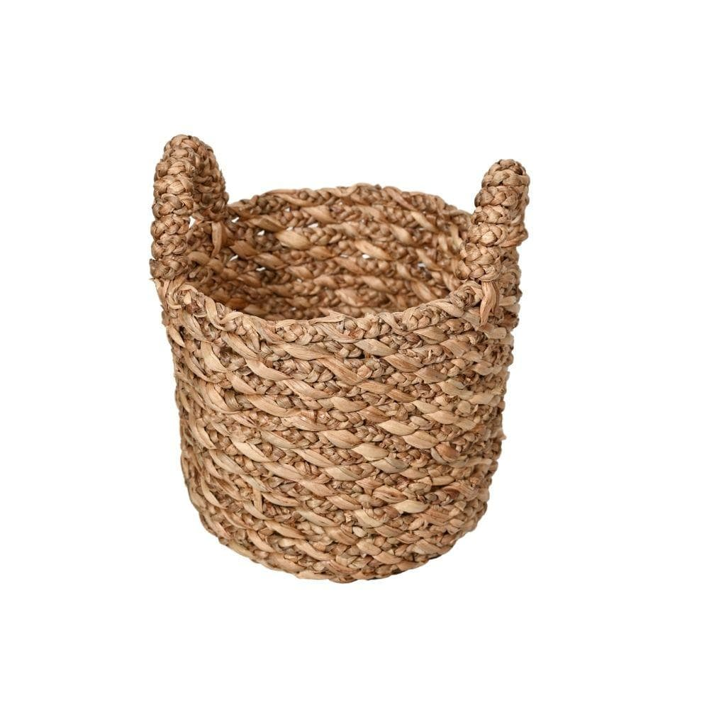 Water Hyacinth Basket | 35x30cm