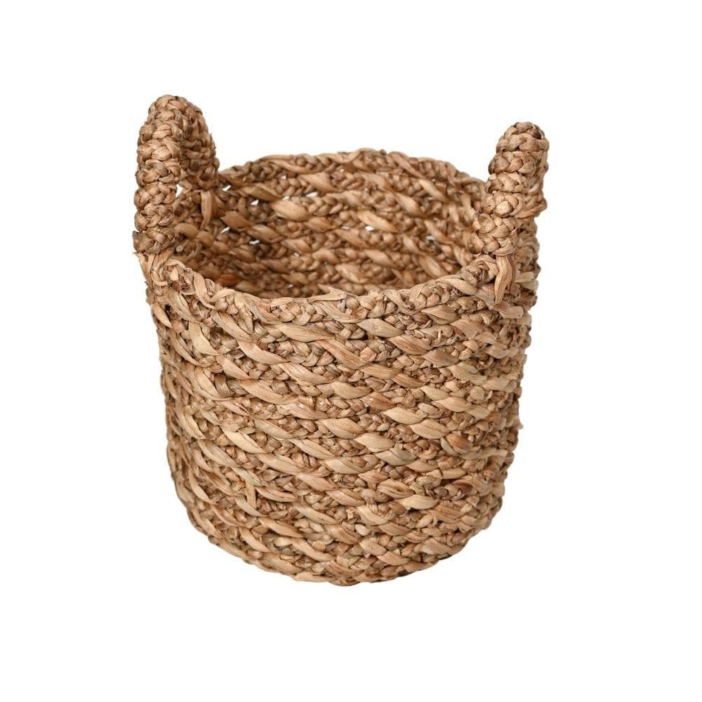 Water Hyacinth Basket | 40x38cm