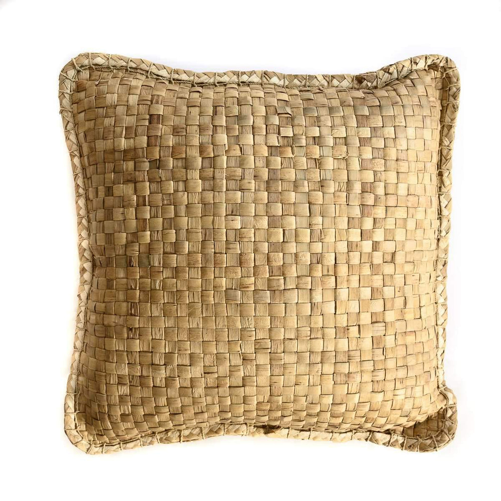 Water Hyacinth Pillow | 50x50cm