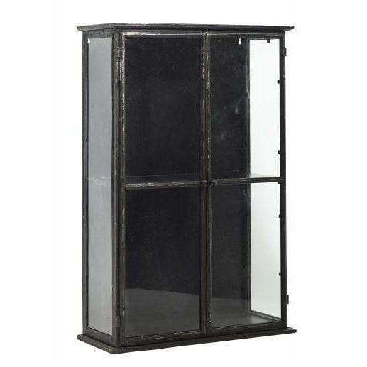 Iron Wall Cabinet | 81cm