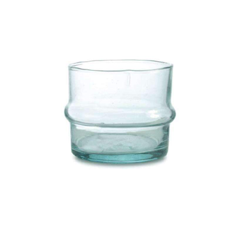 NOMAD recycled glass bowl set of 2