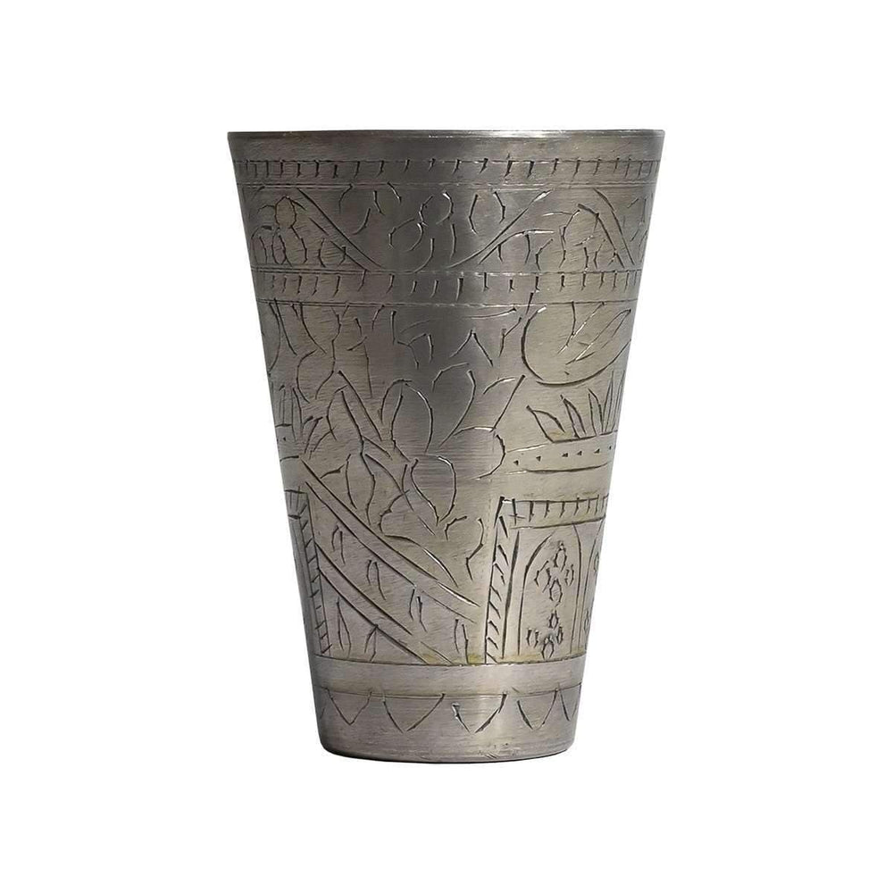 Zoco Home kitchen Traditional metal cup
