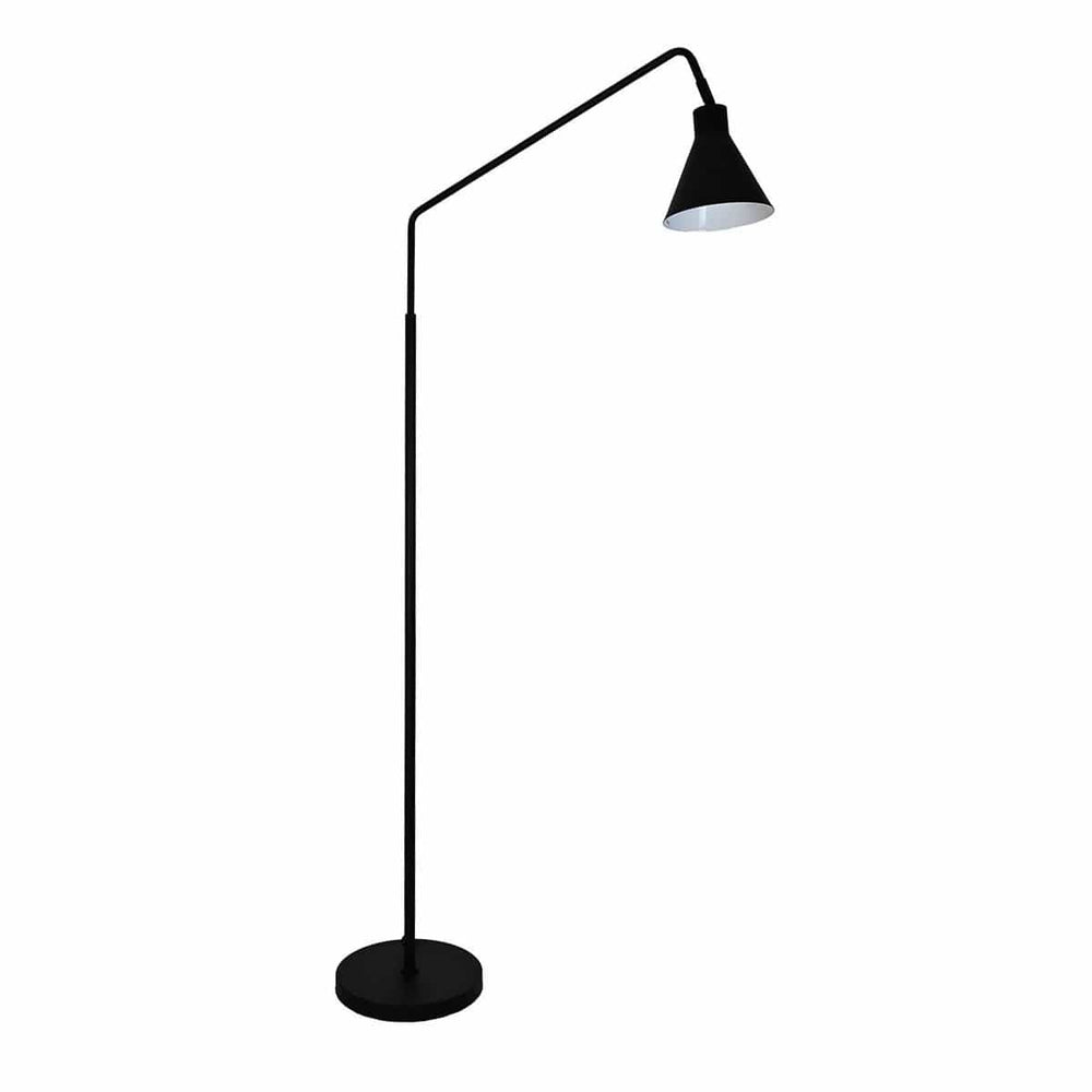 Zoco Home Lighting Floor Lamp | Black 153x80cm