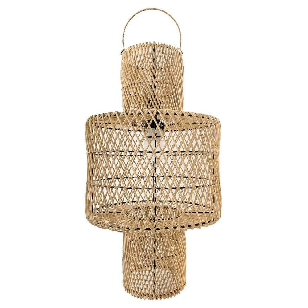 Zoco Home Lighting Hanging Rattan Lamp