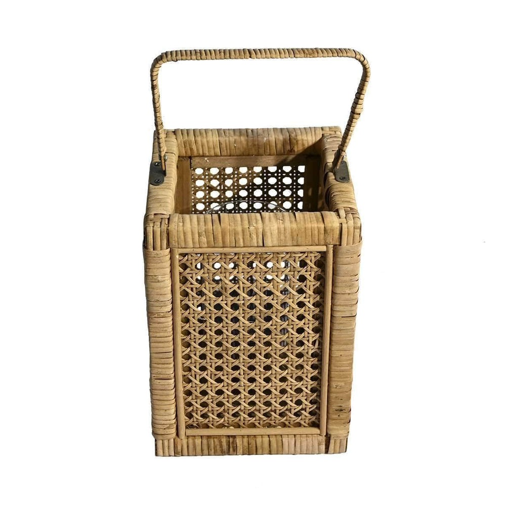 Zoco Home Lighting Rattan Lantern | 24x17cm