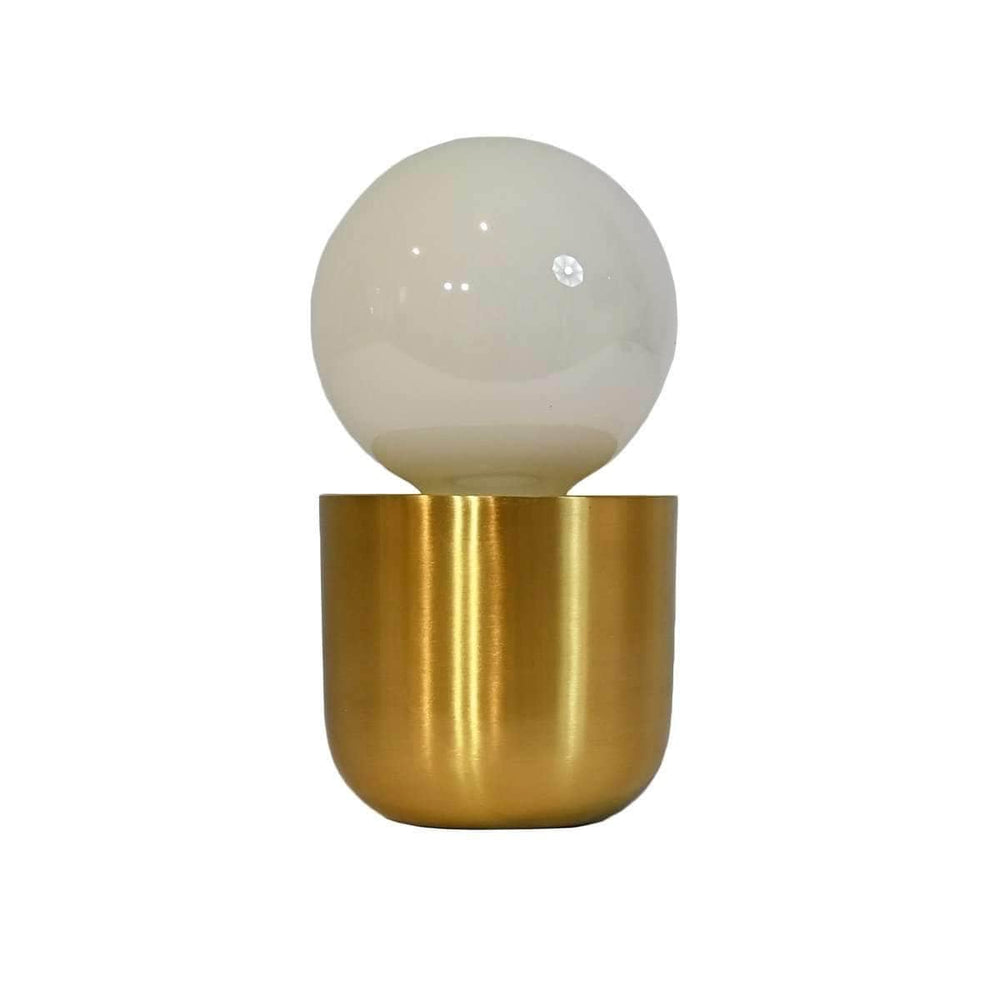 Table Lamp | Brass 12x10,5cm
