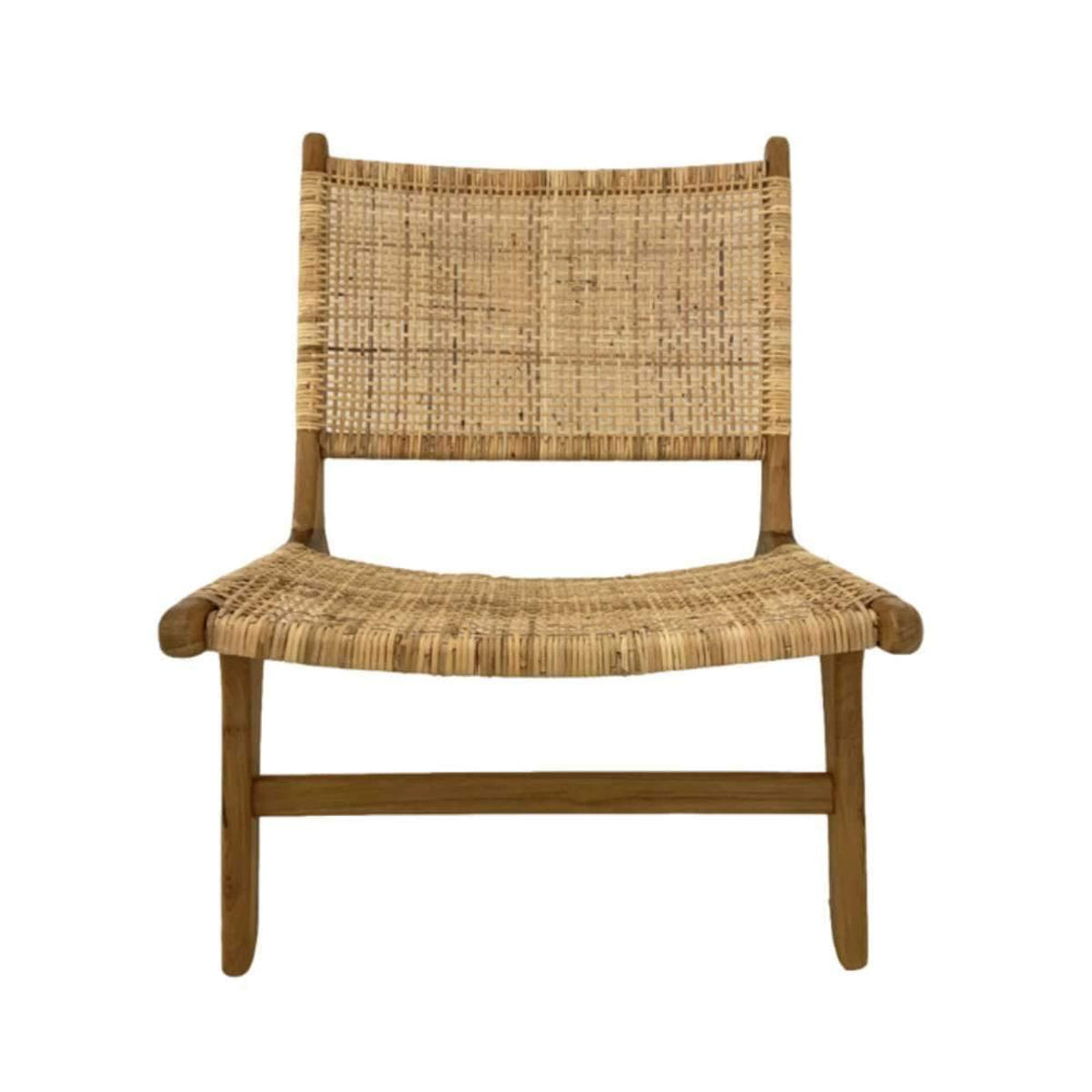 Zoco Home Lounge Chairs Bali Lounge Chair | 62x74x72cm